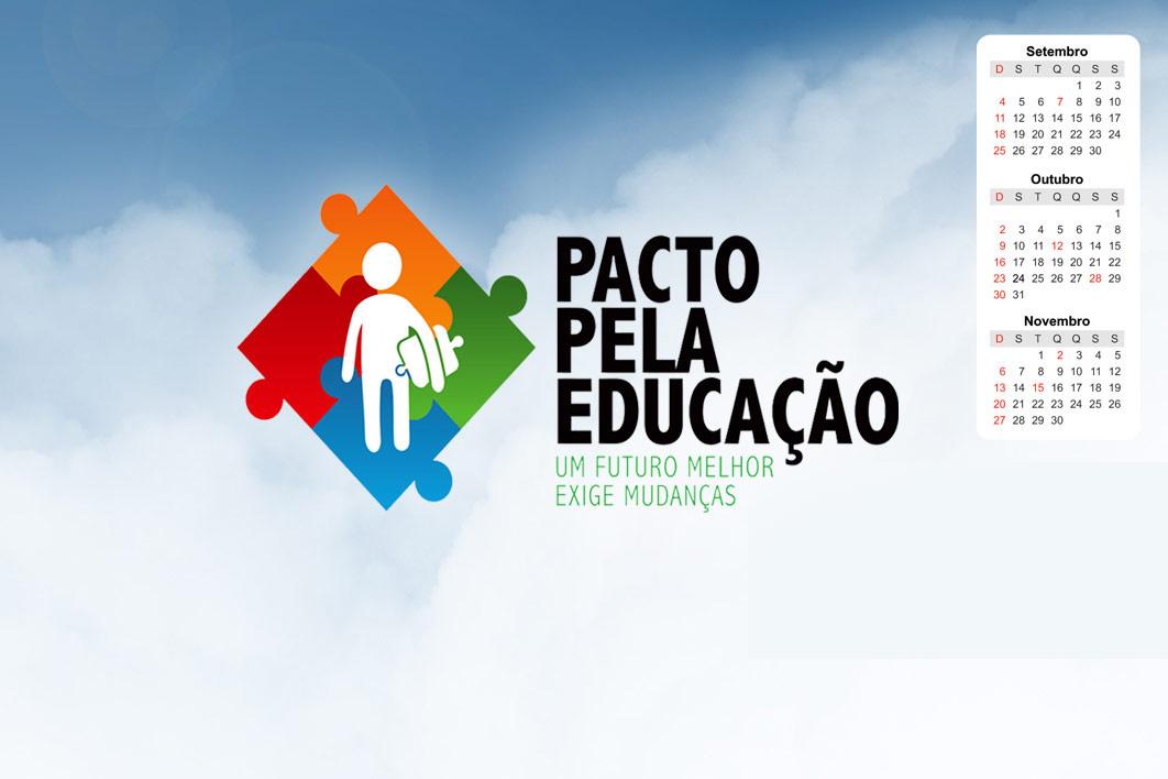 Pacto com a Educação